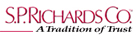 S.P. Richards Company Logo